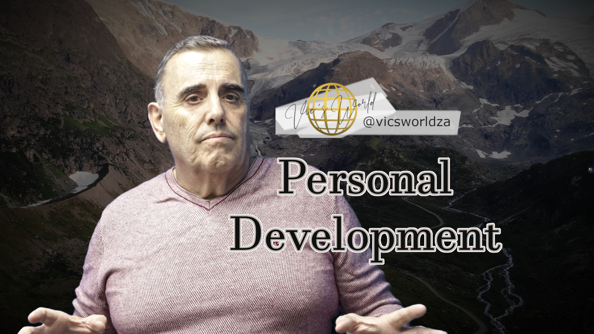 Personal development!